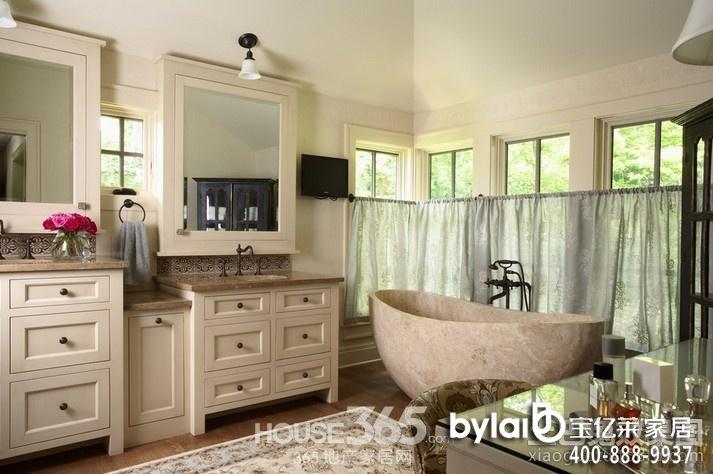 欧式家居装修效果图 软装搭配出彩
