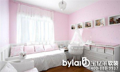 2015家庭装修客厅窗帘效果图案例赏析,主要看气质
