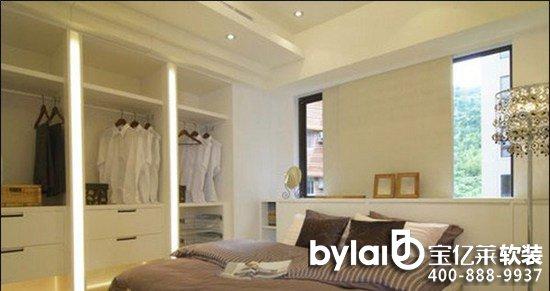 宝亿莱软装配饰商城|卧室墙面色彩搭配有学问