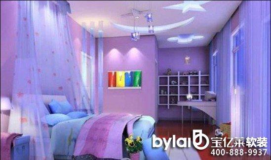 卧室装修如何进行颜色的搭配